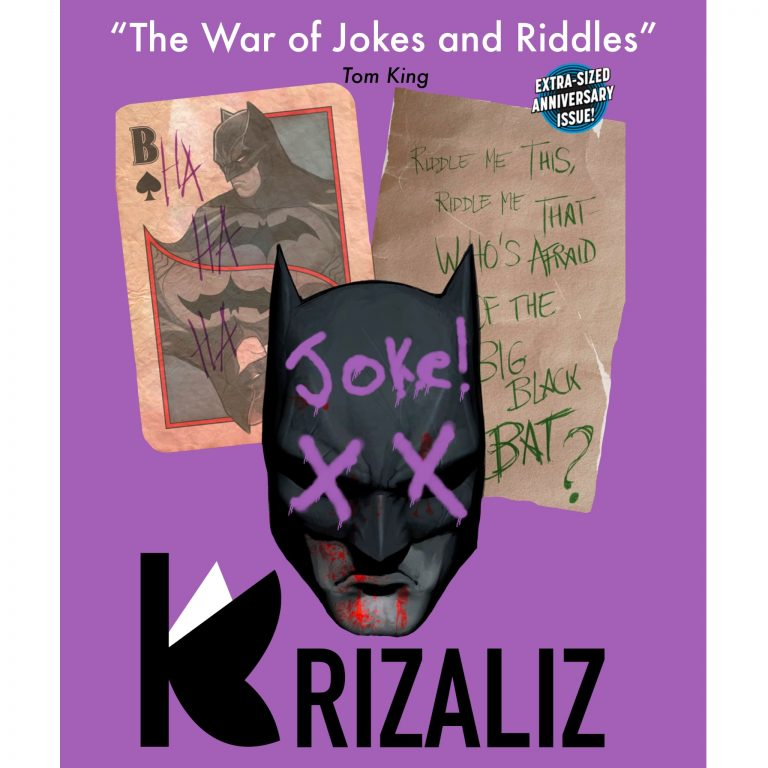 """Cover for the essay """"The funny reason why the Batman is joke"""""""