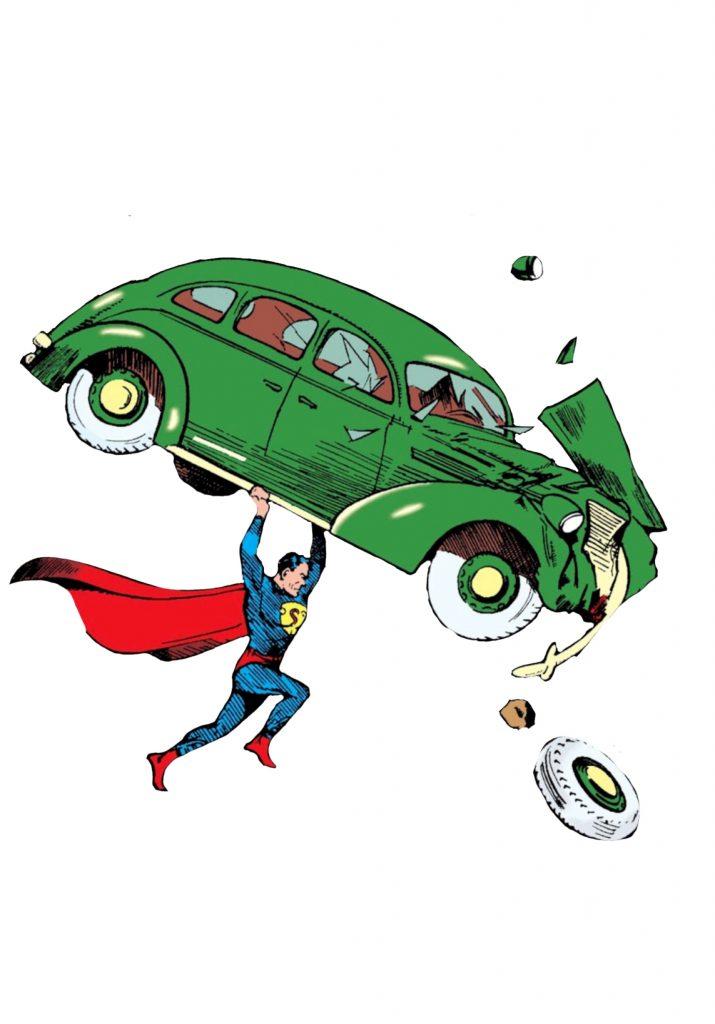 1938 Action Comics #1