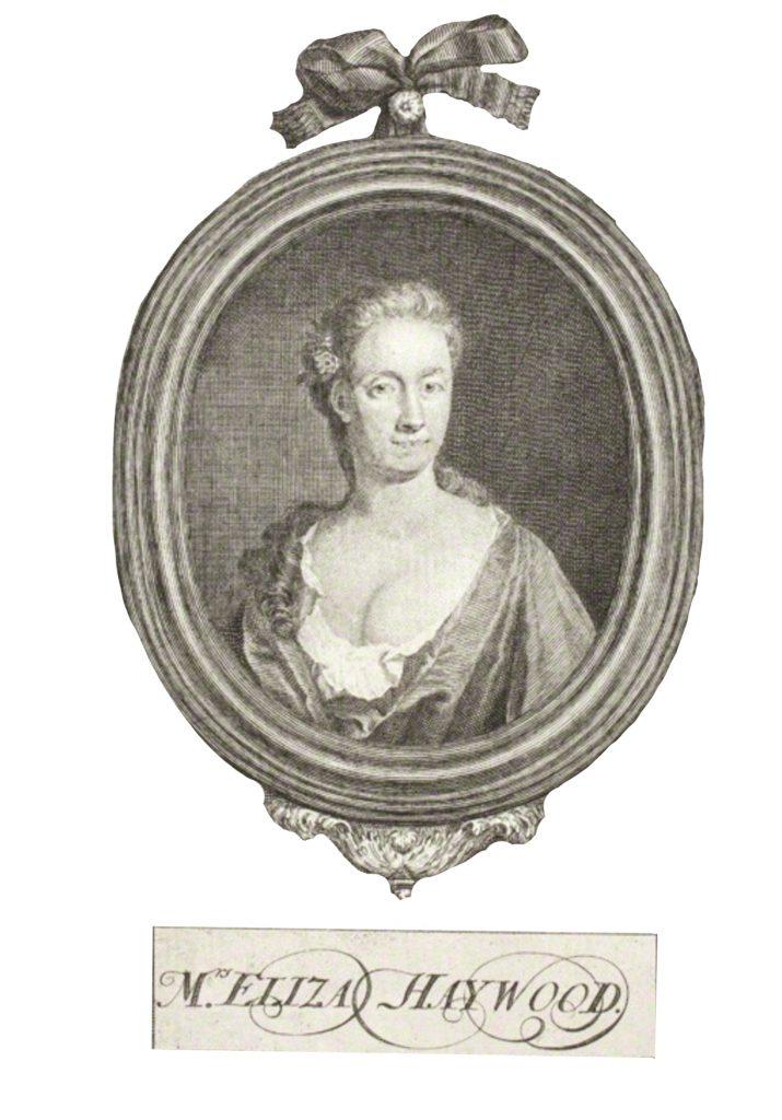 Portrait of Eliza Haywood