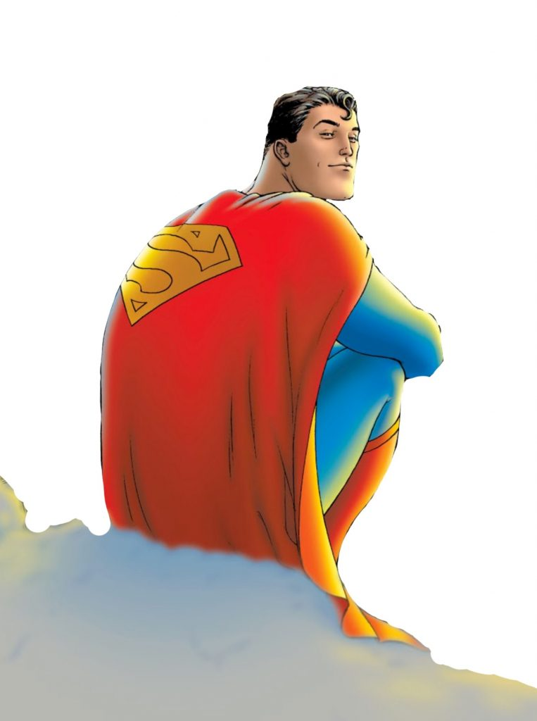 All Star Superman by Frank Quitely