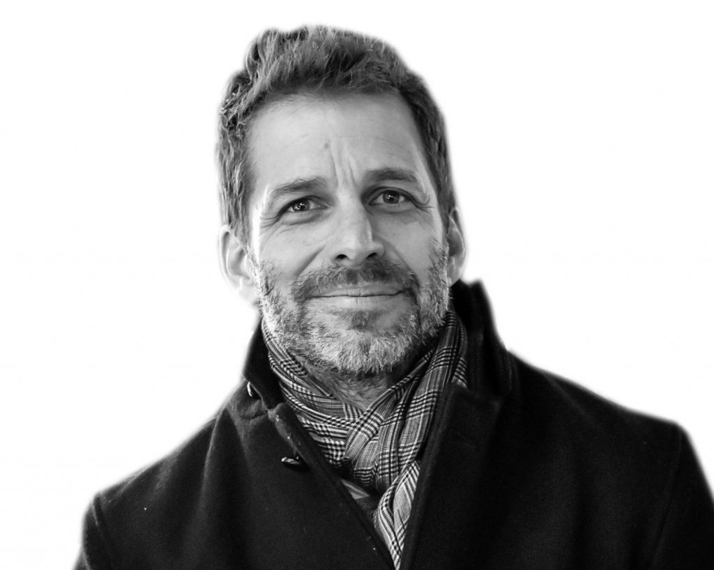Portrait of Director Zack Snyder