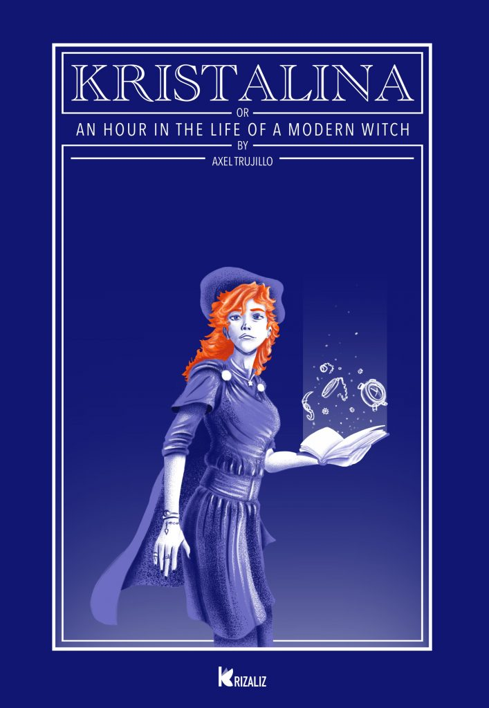 """""""Kristalina or an hour in the life of a modern witch"""" available in the Krizaliz eBook store"""