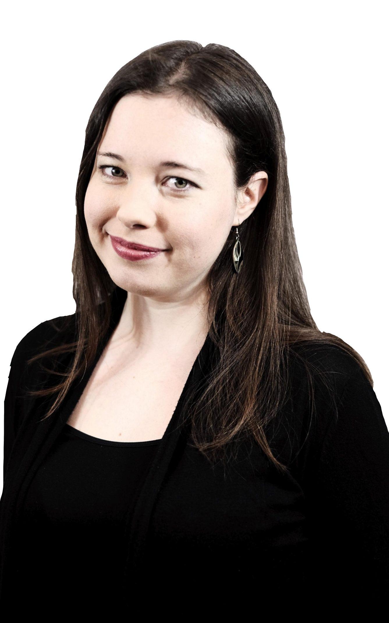Portrait of Author Lindsay Ellis