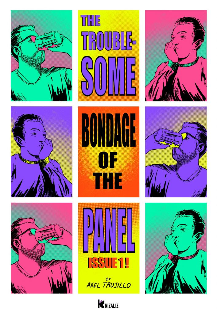 The Troublesome Bondage of the Panel ISSUE 1, dans Magasin Editions Krizaliz