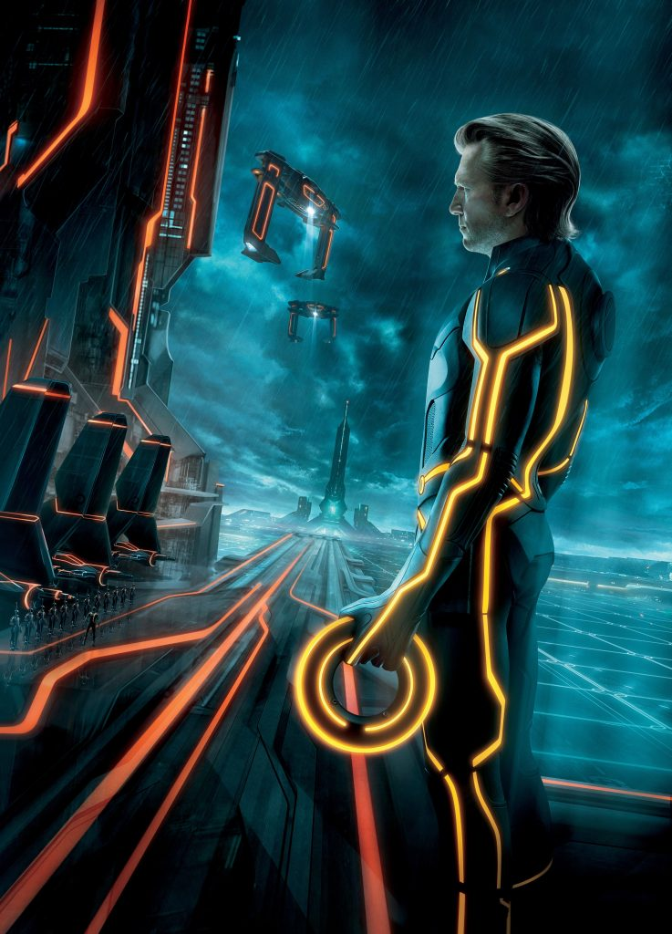 Tron Legacy Poster, The truth about God in Paradise Lost