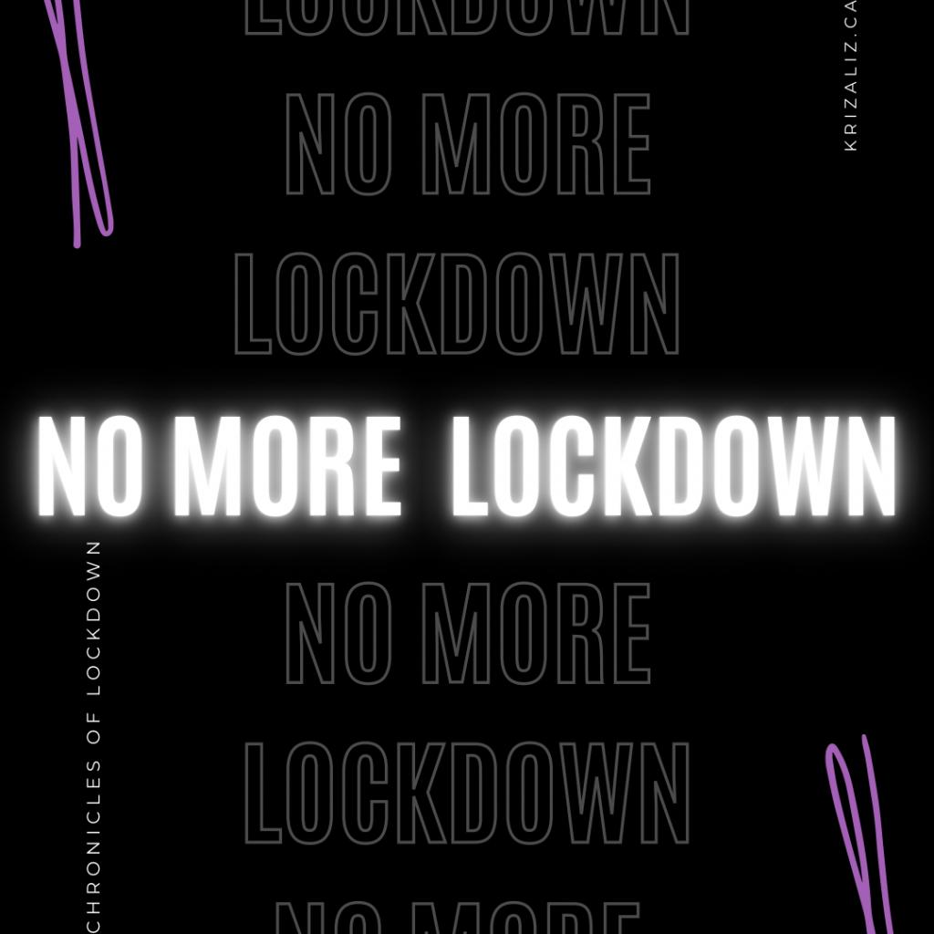 No more lockdown in Quebec