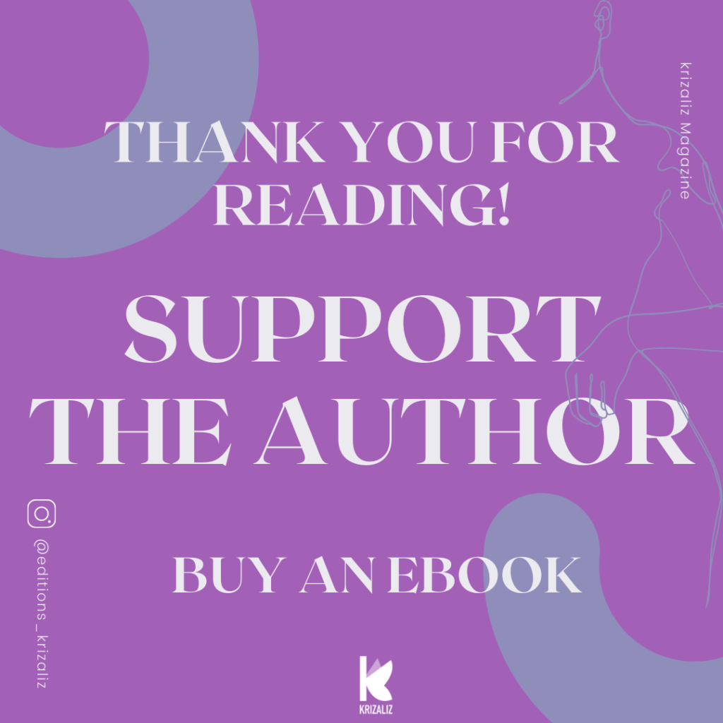 Support Krizaliz by buying an eBook