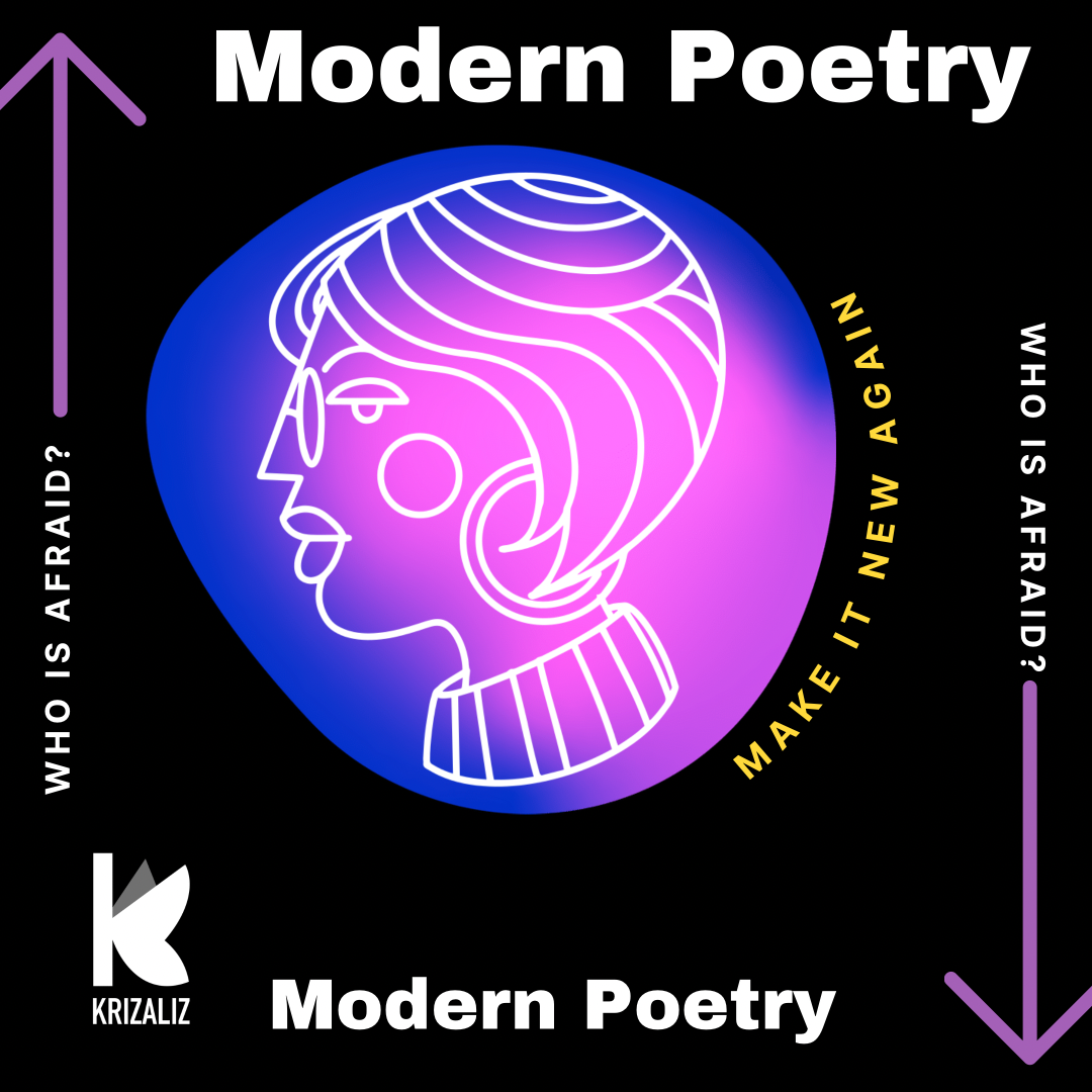 What is modern poetry?